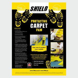 Shield Carpet Protector - Trade Angel