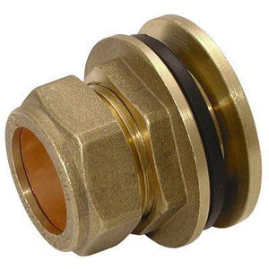 Brass Tank Connector - Trade Angel