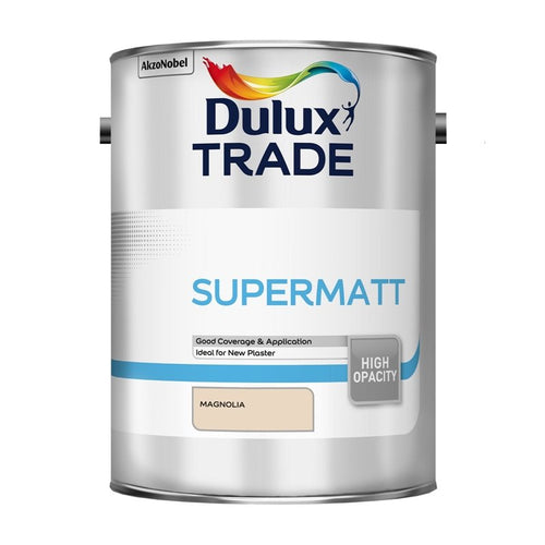 Dulux Trade Supermatt - Magnolia 5l