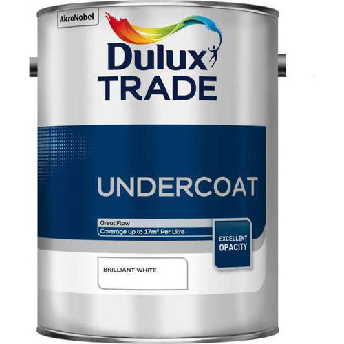 Dulux Trade Undercoat - Brilliant White
