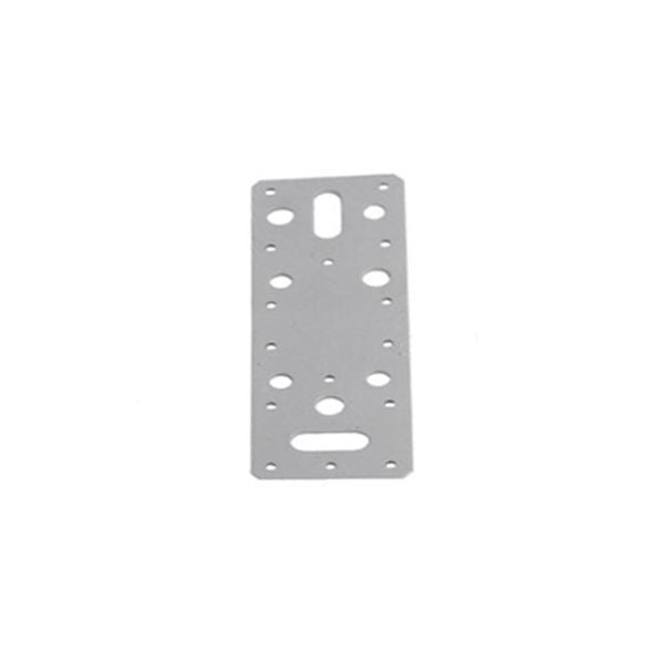 Flat Connector Plates - Galvanised