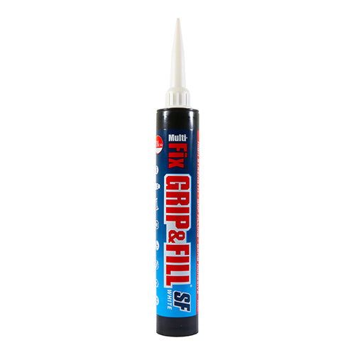 Grip and fill, Grip n fill, gripfill a fantastic high grip adhesive for all general site work