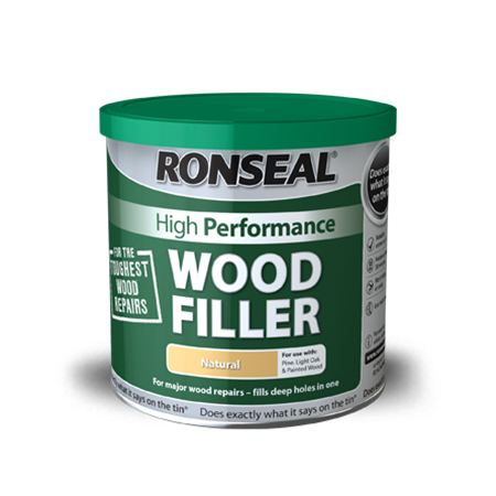 Ronseal - Wood Fillers - Trade Angel