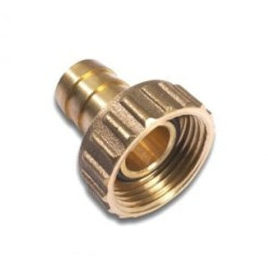 "Brass Hose Caps & Linings 3/4"" x 1/2"" - Trade Angel"