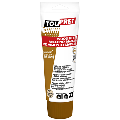 Toupret - WOOD FILLER 330G Tube - Trade Angel