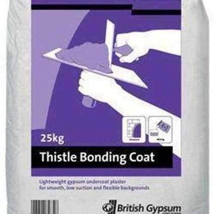 Thistle Bonding Plaster - Trade Angel