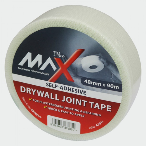 Drywall Joint Tape - Trade Angel, Plasterboard Joint or Scrim Tape,  plasterboard scrim tape,  self adhesive scrim tape