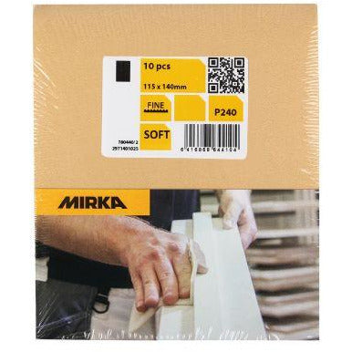 MIRKA GOLDFLEX PAPER - PACK OF 10 - PADS - Trade Angel