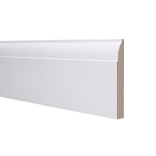 Ovolo MDF MR Primed 2.2m - Trade Angel