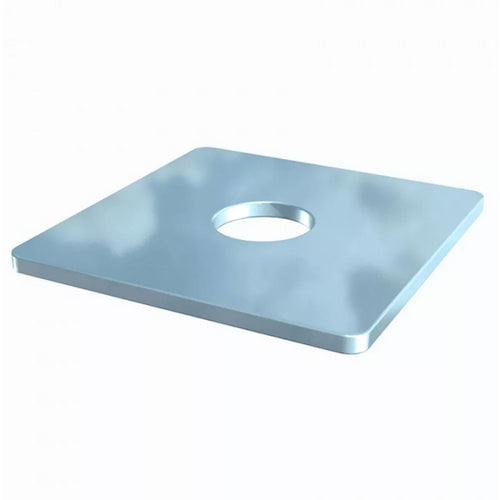 Square Flat Plate Washers - Trade Angel