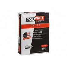 Load image into Gallery viewer, Toupret TX110 Rapid Drying Interior Filler - 2, 5 & 10 kg bags - Trade Angel