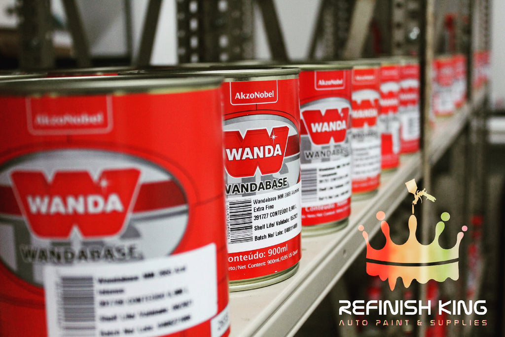 Wanda Automotive Paint