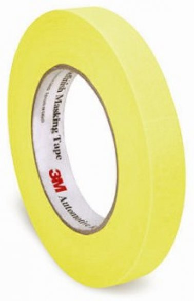 3M06652 3/4 YELLOW TAPE CASE