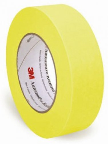 3M06654 1 1/2 yellow tape case