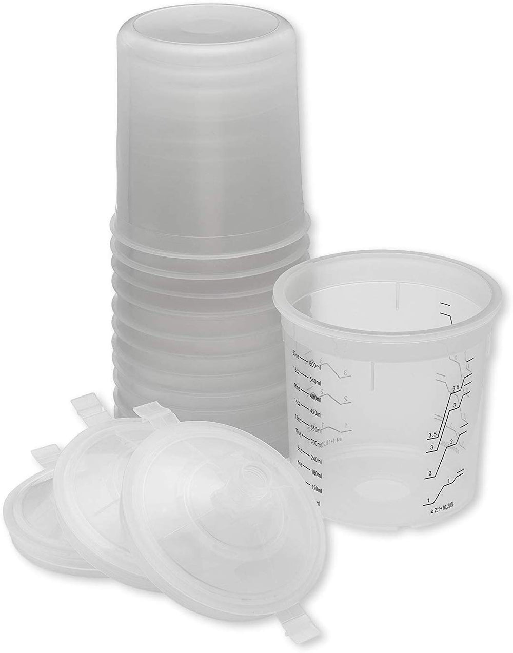 Paint cups disposable  (Compare to 3M PPS 16000 )