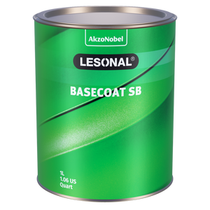 Lesonal Basecoat SB 31 Red (Orange) 1L