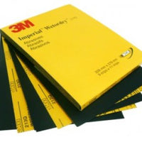 "3M 02032 1500 IMPERIAL WET OR DRY 9""X11"" MICRO FINE"