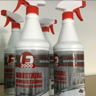 Spray qt degreaser
