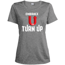 Load image into Gallery viewer, Women's Turn Up original Dri-Fit Moisture-Wicking T-Shirt