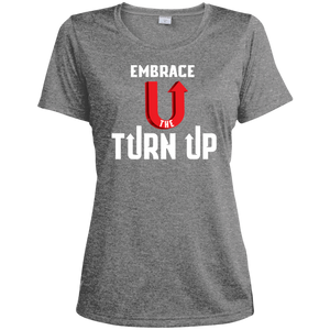 Women's Turn Up original Dri-Fit Moisture-Wicking T-Shirt