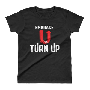 Turn Up original ladies Tee