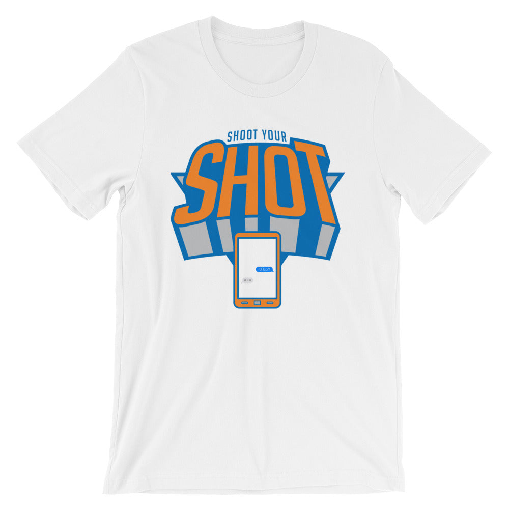 Shoot your shot  T-Shirt