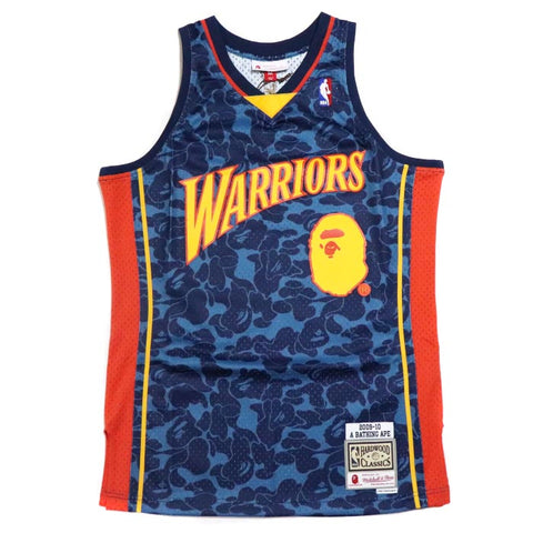 big sale 902e4 c2227 A bathing Ape Bape NBA Jersey Bulls Celtics New York ...
