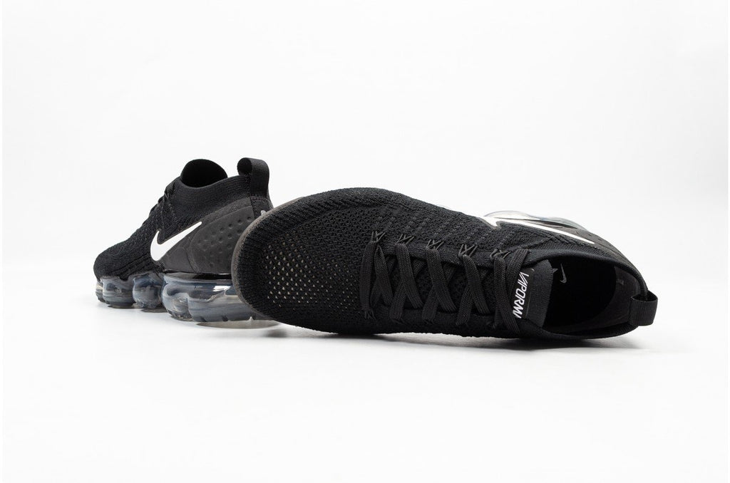 sneakers for cheap 7f643 88344 Nike Air max vapormax flyknit 2.0 triple black – The Mirror ...