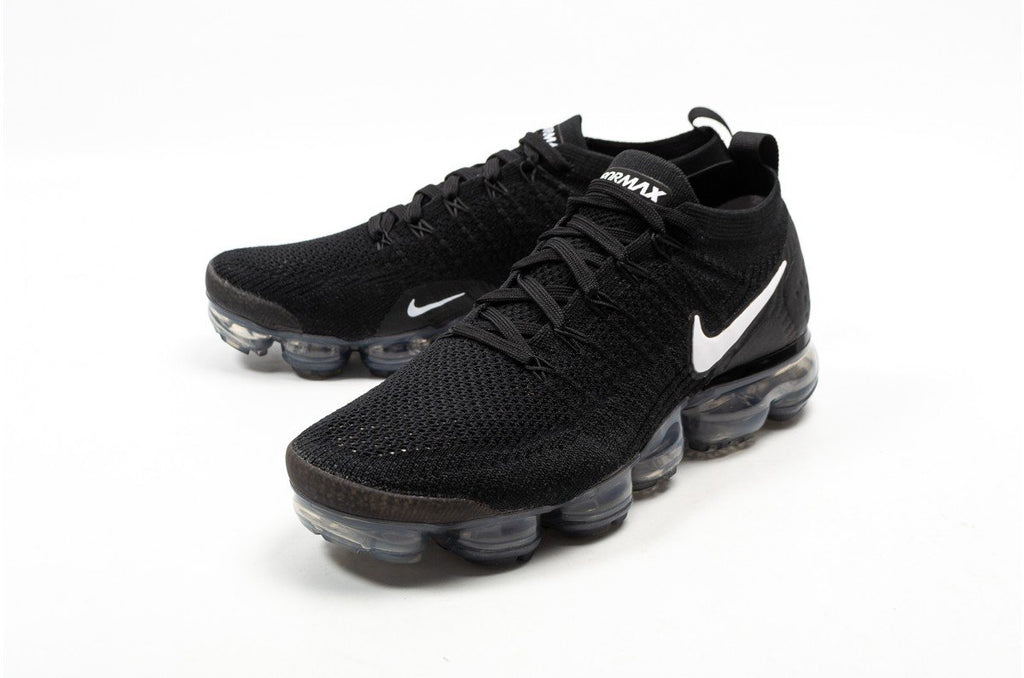 sneakers for cheap 5481d 0485c Nike Air max vapormax flyknit 2.0 triple black – The Mirror ...