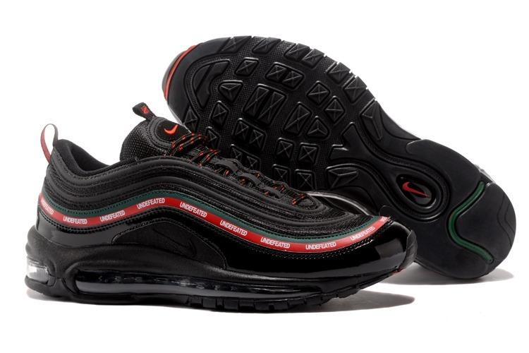 new concept 15a1d ec079 Nike x Undefeated Air Max 97 2 colorways black white