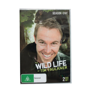 DVD - Wild Life by Tim Faulkner