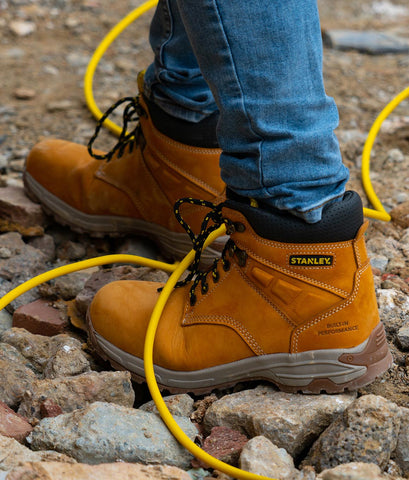 Tidi-Cable® helps to reduce the slip trip fall risk from loose cords on job-sites
