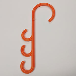 side image of tidi-hanger triple safety hook