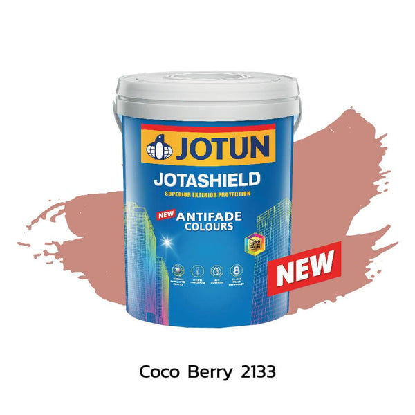 Jotun Paint Jotashield Antifade - Coco Berry 2133