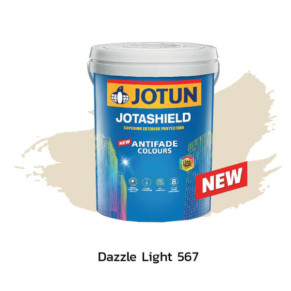Jotun Paint Jotashield Antifade - Dazzle Light 567