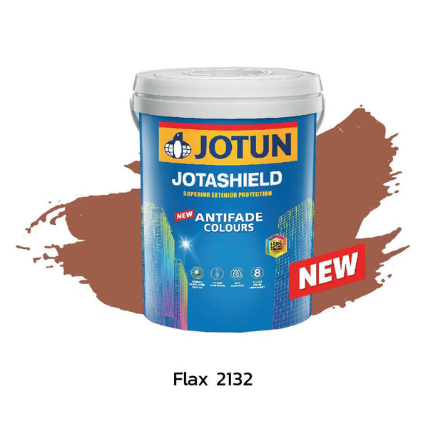 Jotun Paint Jotashield Antifade - Flax 2132
