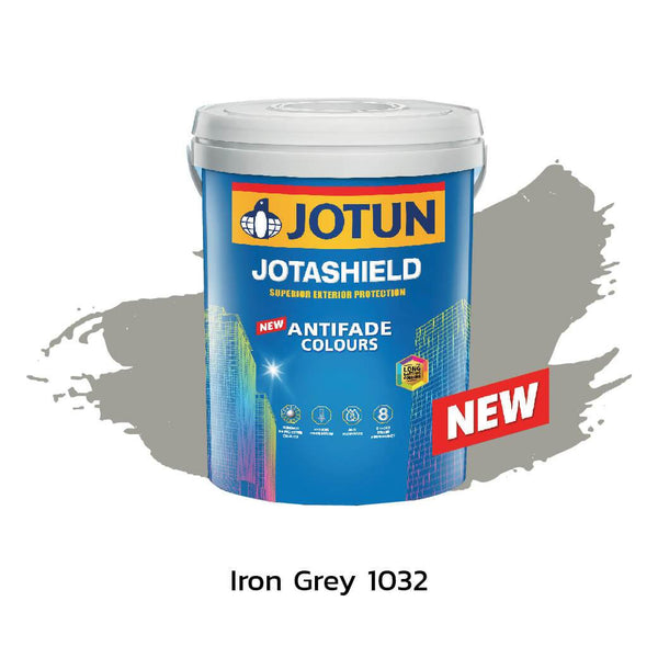 Jotun Paint Jotashield Antifade - Iron Grey 1032