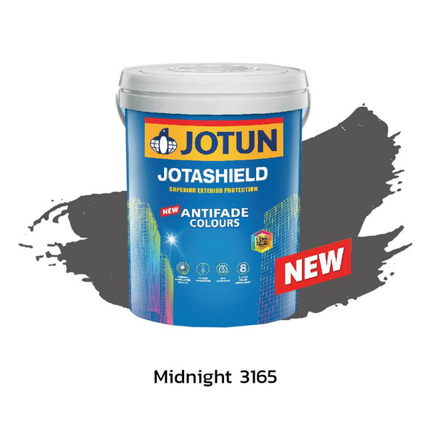 Jotun Paint Jotashield Antifade - Midnight 3165