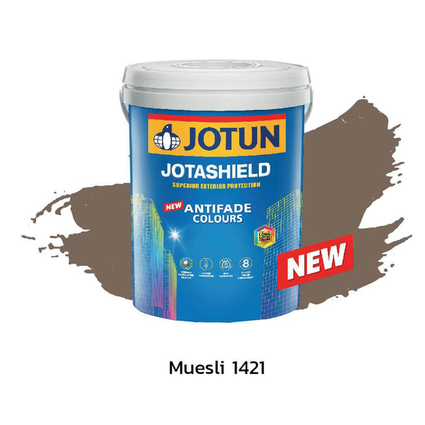 Jotun Paint Jotashield Antifade - Muesli 1421
