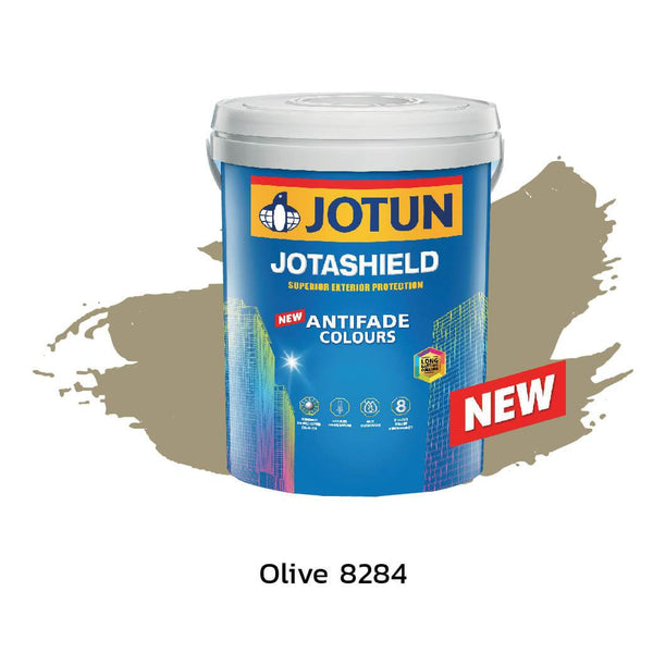 Jotun Paint Jotashield Antifade - Olive 8284