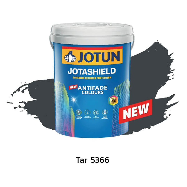 Jotun Paint Jotashield Antifade - Tar 5366