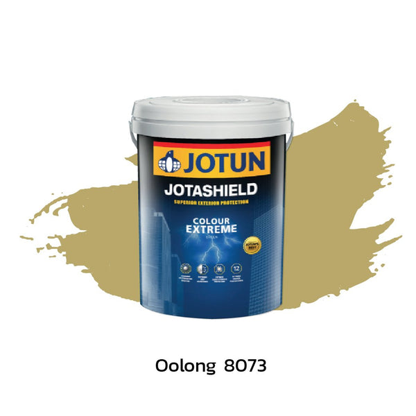 Jotun Paint Jotashield Colour Extreme - Oolong 8073