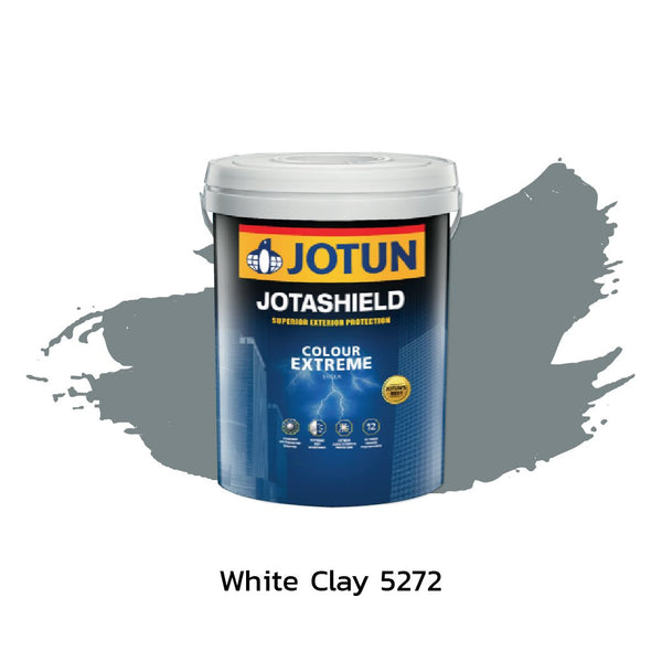 Jotun Paint Jotashield Colour Extreme - White Clay 5272