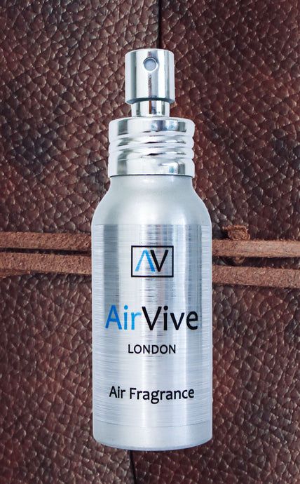 AirVive Genuine Leather Car Fragrance