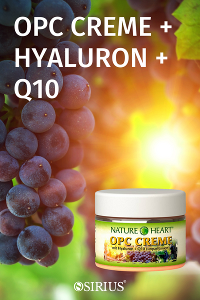 OPC Creme + Hyaluron + Q10