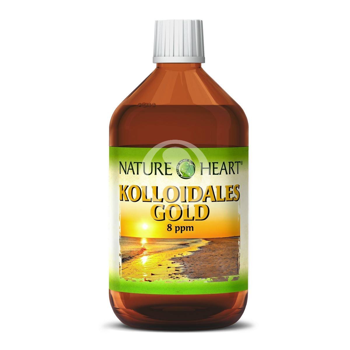 Produktbild Nature Heart KOLLOIDALES GOLD 8ppm 500ml