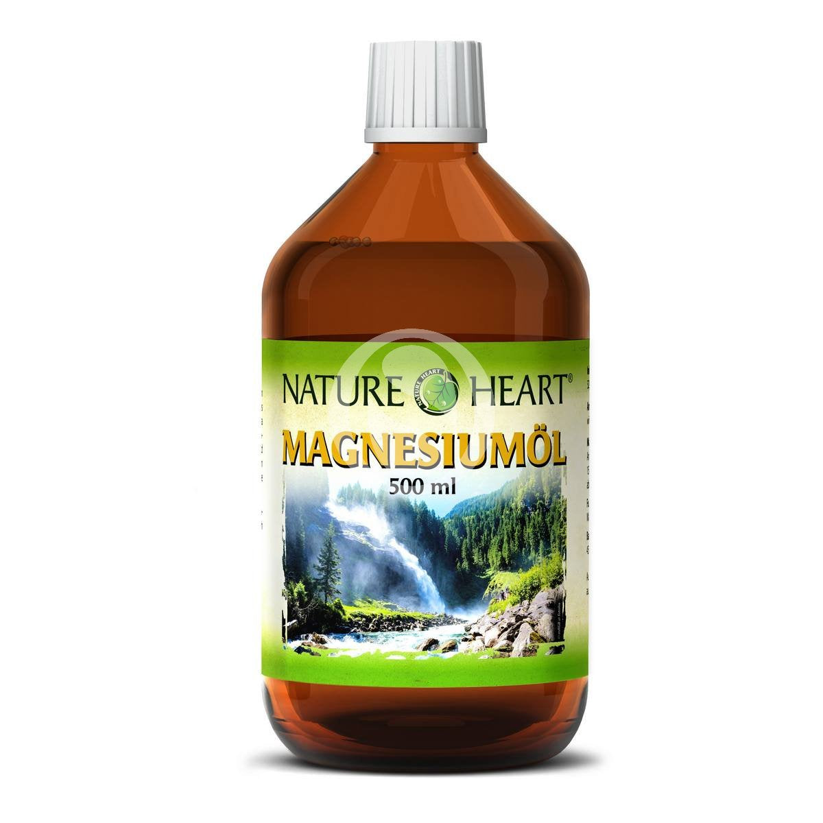 Produktbild Nature Heart MAGNESIUMÖL 500ml