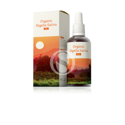 ORGANIC NIGELLA SATIVA OIL 100ml