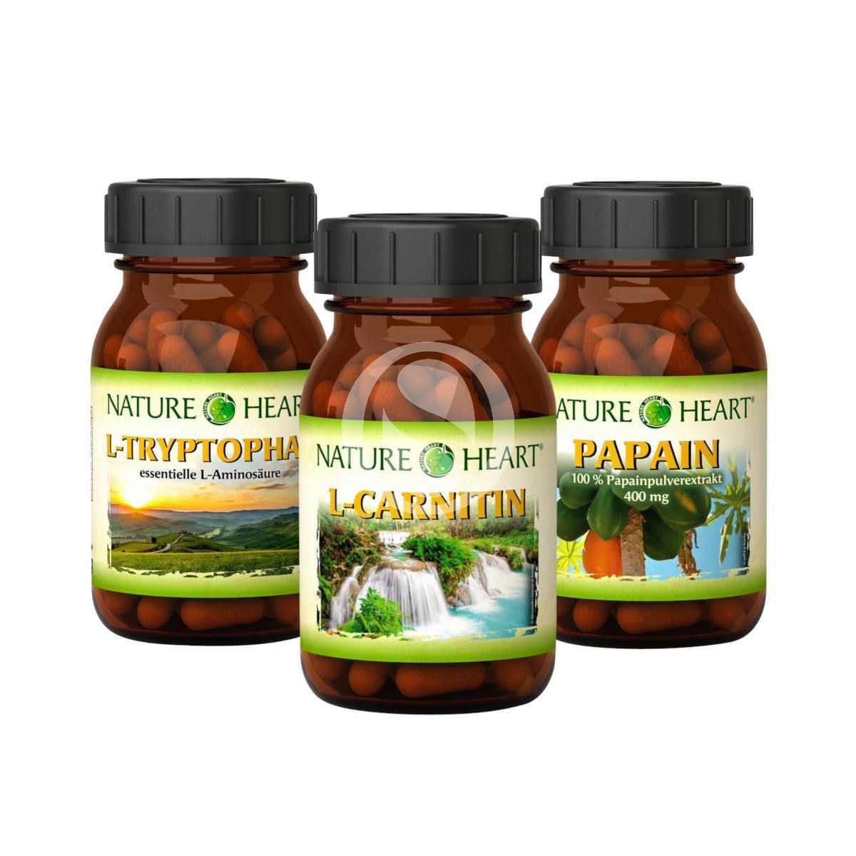 Nature Heart Set FATBURNER