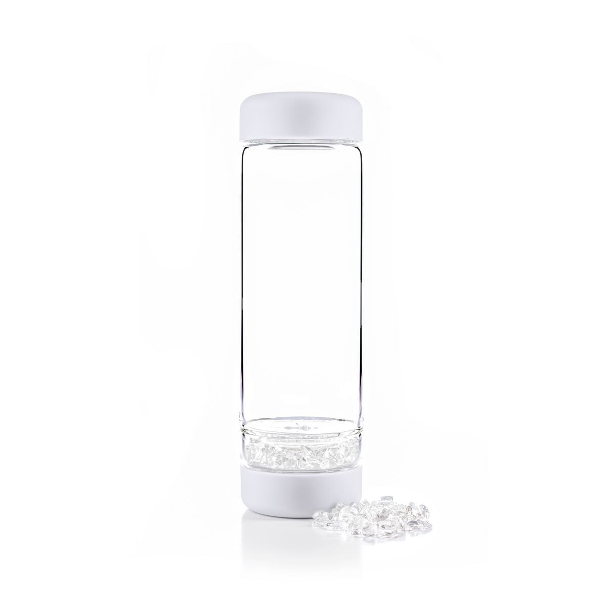 Inu! FLASCHE CRYSTAL Cloud White